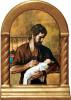 St. Joseph Fatherhood Desk Shrine