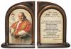 Commemorative Pope John XXIII Sainthood Quote Bookend