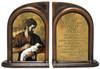 A Godfather's Prayer - St. Joseph Bookends
