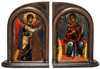 Annunciation Icon Bookends