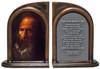 St. Paul (Portrait) by Velazquez Bookends