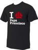 I Love Papa Francisco T-shirt