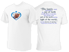 Love Is Our Mission Family Quote T-shirt