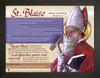 Saint Blaise Explained Poster