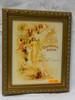 Certificate of Baptism 8x10 Framed Print