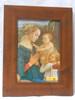 Madonna and Child 7x10 Framed Print