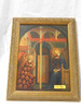 The Annunciation 9x12 Framed Print