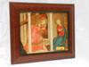 The Annunciation 8x10 Framed Print
