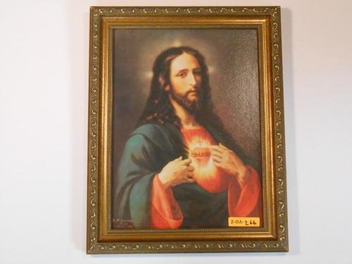 Sacred Heart of Jesus 9x11 Framed Print