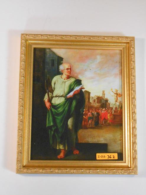 St. Matthias  8x10 Framed Print