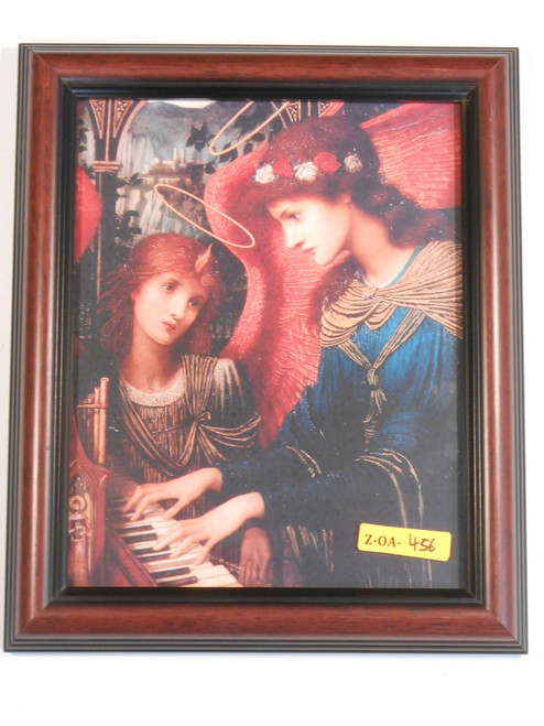 St. Cecilia 8x10 Simple-Framed Print
