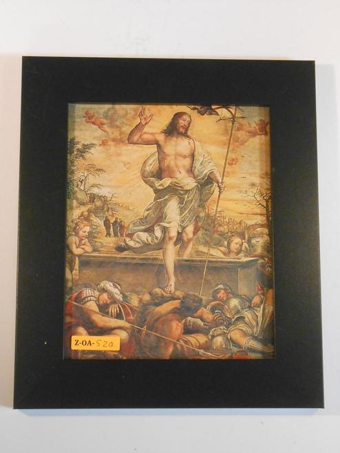 CLEARANCE Resurrection 8x10 Simple Framed Print