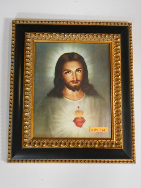 Sacred Heart of Jesus 8x10 Framed Print