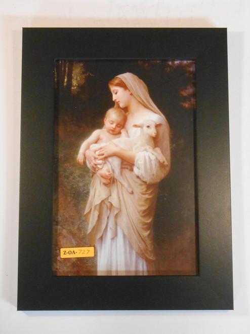 L'Innocence 8x11 Framed Print