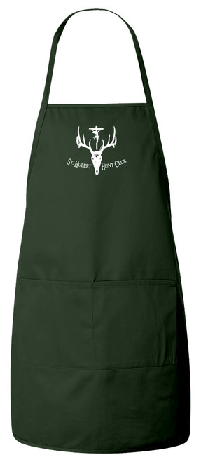 St. Hubert Hunt Club Apron (Green)