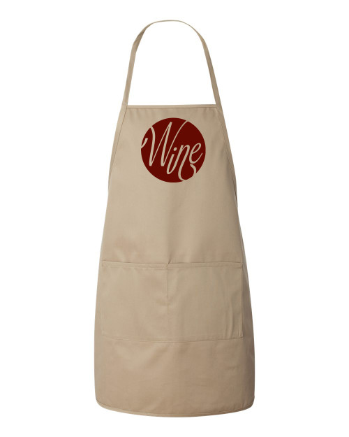 Wine Apron (Natural)