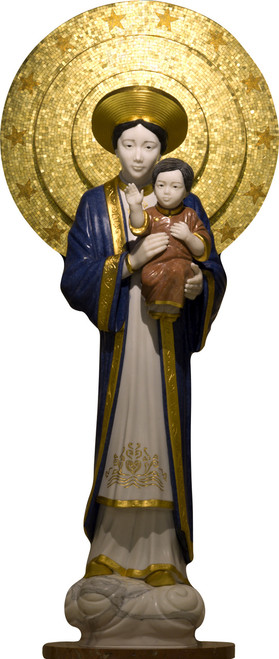 Our Lady of La Vang Lifesize Standee