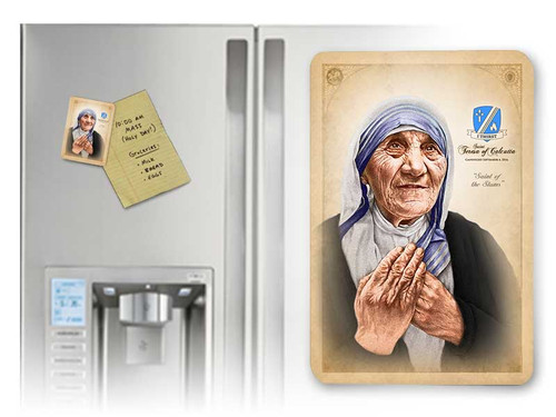 St. Teresa of Calcutta Commemorative Magnet