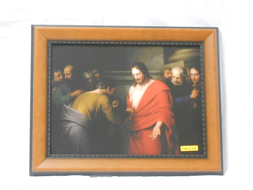 St. Thomas' Unbelief 11x15 Framed Print