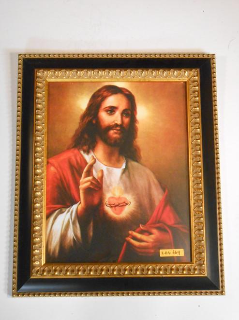 Sacred Heart of Jesus 11x15 Framed Print
