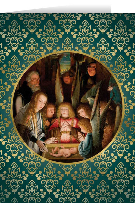 Adoration of the Shepherds (Special Needs) Christmas Cards (25 Cards)