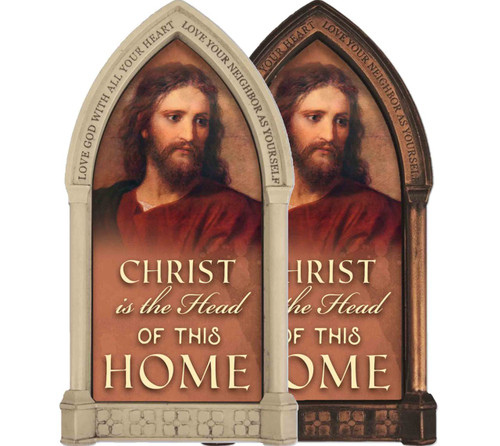 Christ at 33 Home Doorpost Blessing