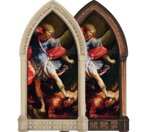 St. Michael Home Doorpost Blessing