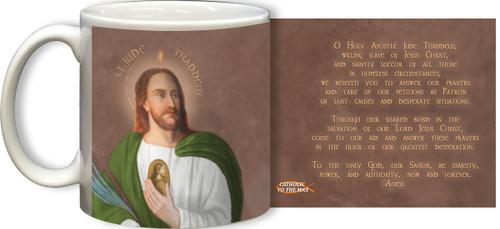 Saint Jude Mug