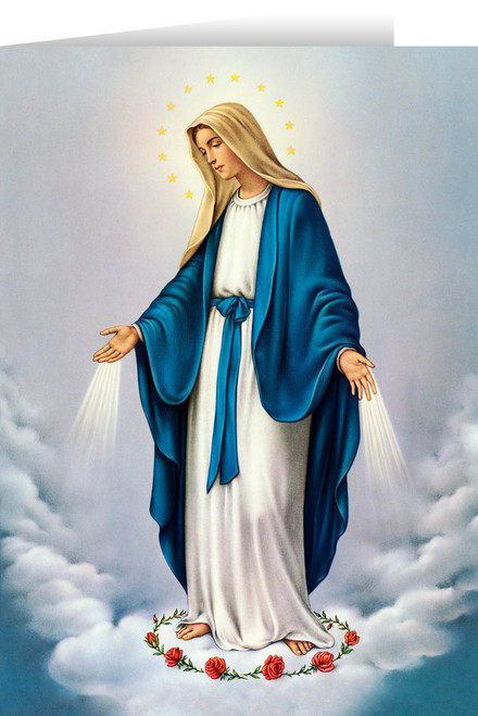 Our Lady of Grace Greeting Card