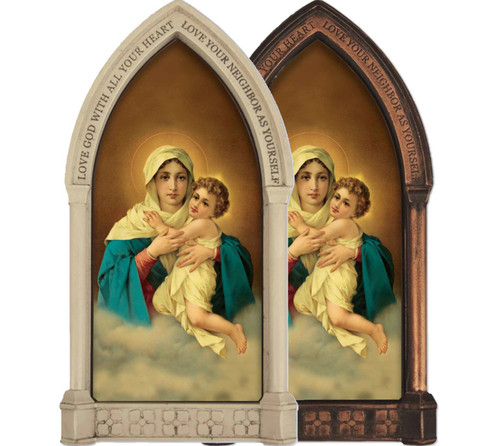 Schoenstatt Madonna Home Doorpost Blessing
