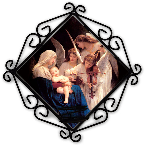 Song of the Angels Votive Candle Holder