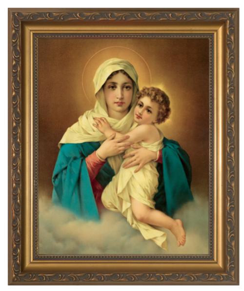 Schoenstatt Madonna Church-Sized Canvas Art