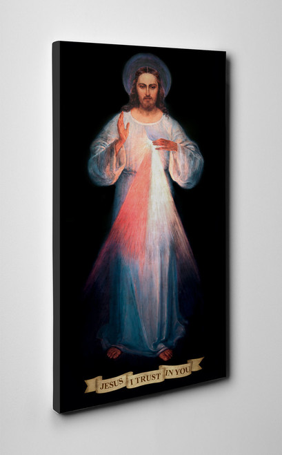 Vilnius Divine Mercy Gallery Wrapped Canvas