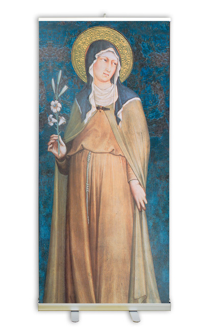 St. Clare by Martini Banner Stand