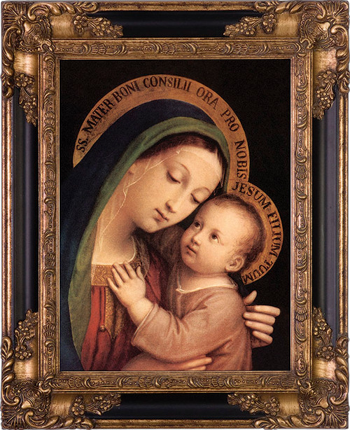 Our Lady of Good Counsel Museum Framed Art