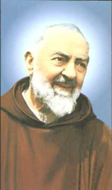 Padre Pio Poster Paper Print
