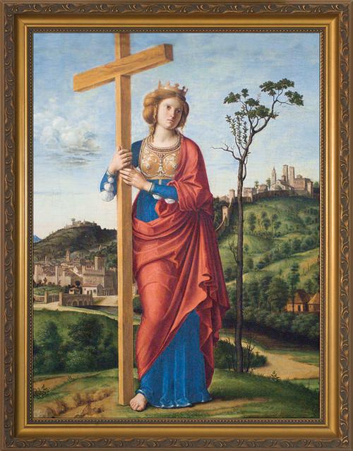 St. Helen Framed Art