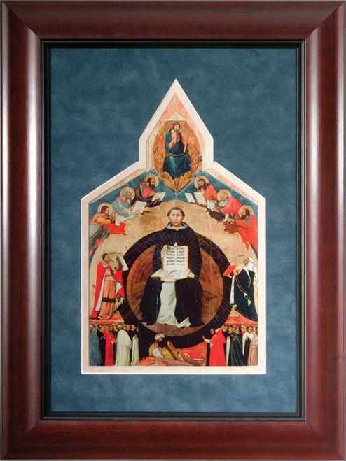 St. Thomas Aquinas Framed Art