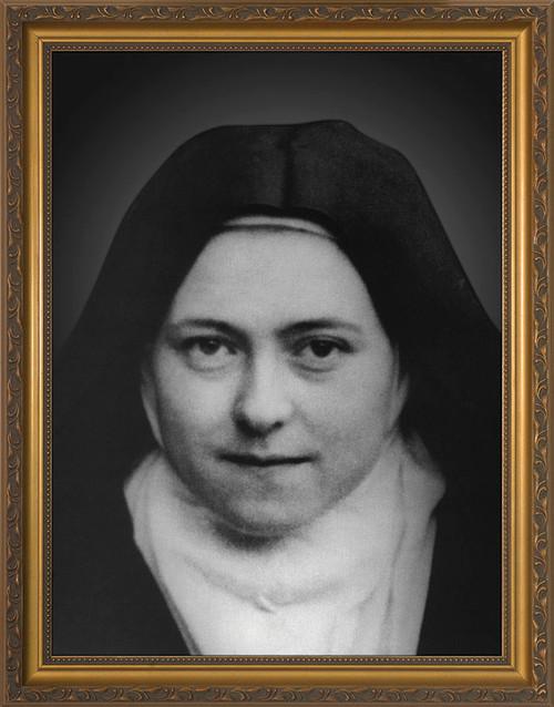 St. Thérèse (Nun) Framed Art