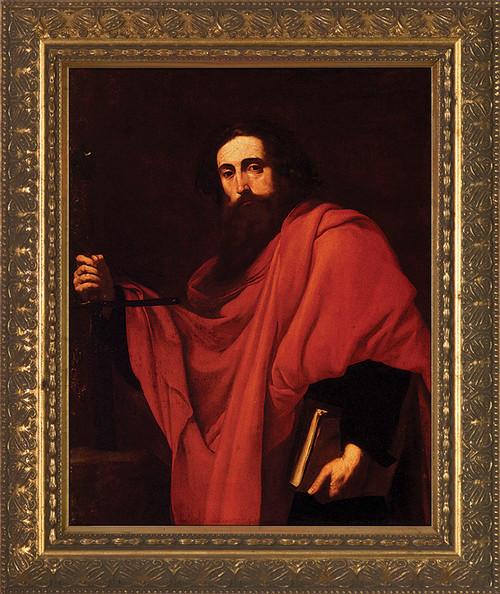 De Saint Paul by Ribera Framed Art