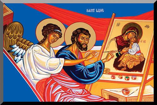 St. Luke by Fr. Thomas Loya
