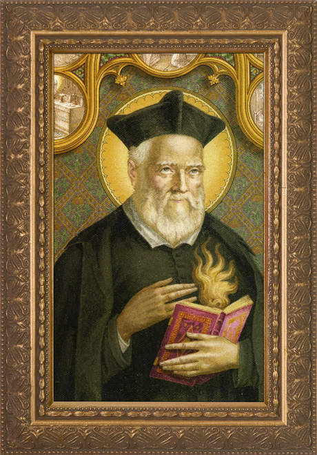 St. Philip Neri Framed Art