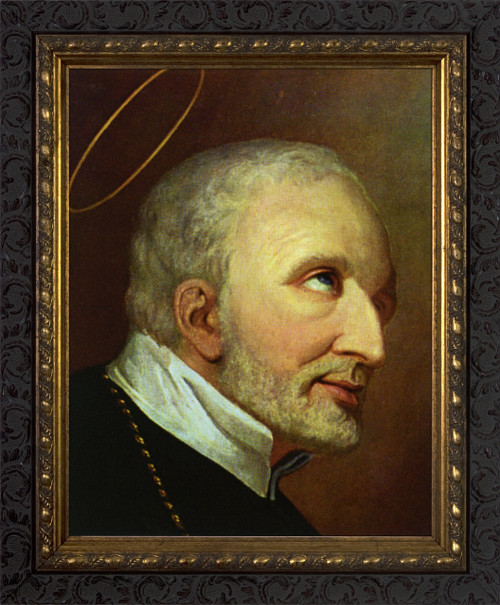 St. Alphonsus Ligouri Framed Art