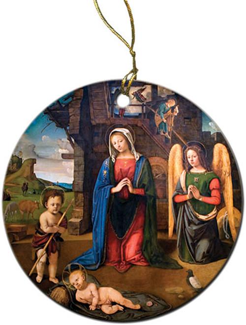Nativity III Ornament