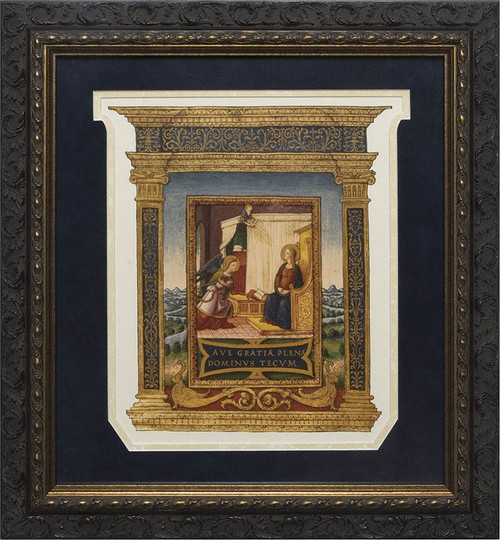 L'Annunciazione Framed Art