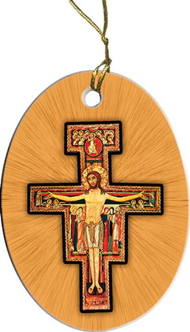 San Damiano II Ornament