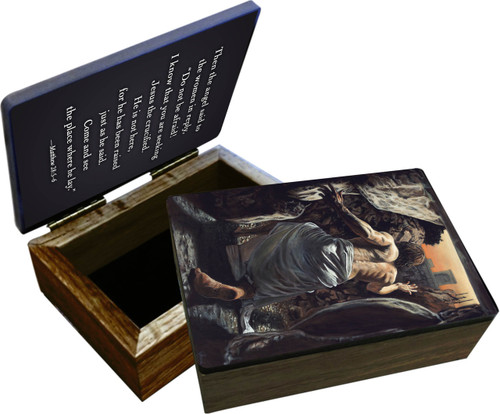 Resurrection (Jenicke) Keepsake Box