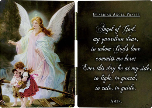 Guardian Angel Diptych