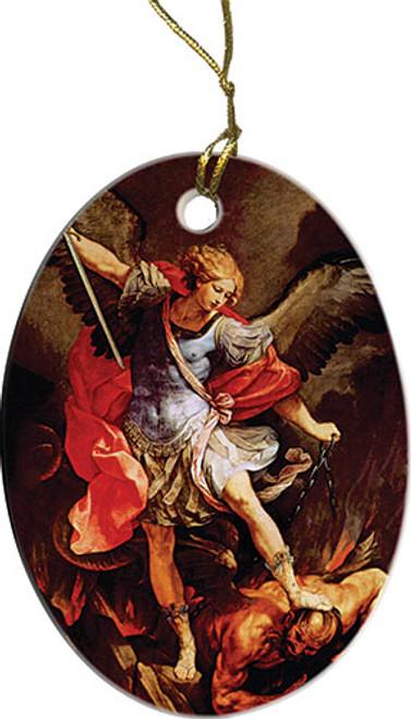 St. Michael the Archangel Ornament