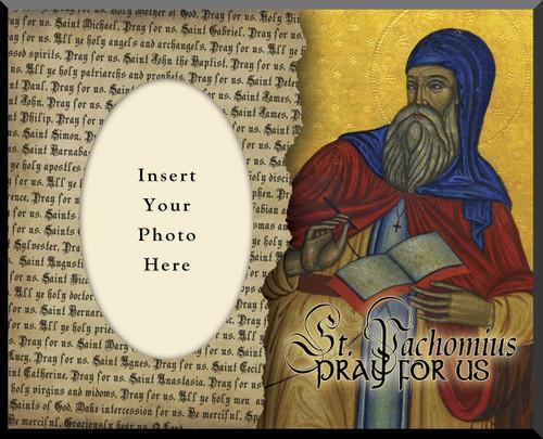 St. Pachomius Photo Frame